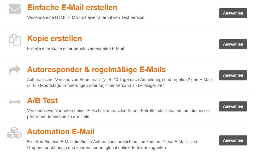 Duplizieren eines versendeten Mailings – CleverReach Support